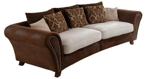 cavadore 500 big sofa. Black Bedroom Furniture Sets. Home Design Ideas