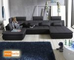 Sofa FREE mit Bettfunktion Bettkasten