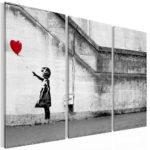 Bild Format XXL Banksy