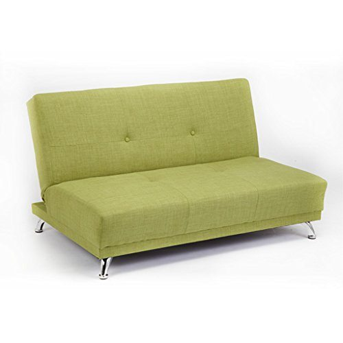 Lime Grun 2er Kinder Sofa