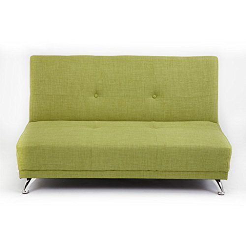 lime gr n 2er kinder sofa. Black Bedroom Furniture Sets. Home Design Ideas