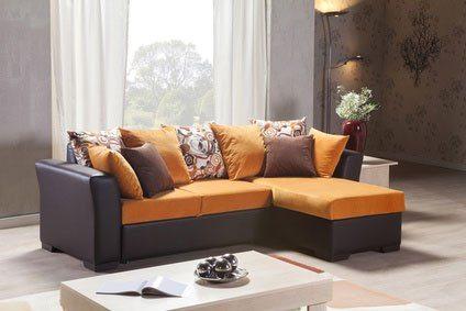 ein braunes ecksofa und auf was sie beim kauf achten sollten mehr bei sofa. Black Bedroom Furniture Sets. Home Design Ideas