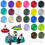 Sitzsack BuBiBag 2-in-1 Funktionen verschiedene Farben