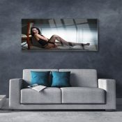 Glasbilder XXL Panorama-Bild