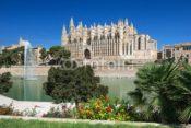 Leinwand-Bild Mallorca