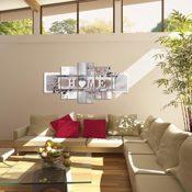 Home Bild - Leinwand -