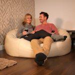 Doppel Sofa Sitzsack