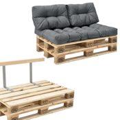 Palettensofa - 2-Sitzer