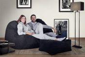 Riesen Sitzsack Sofa