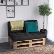 Sofa aus Paletten