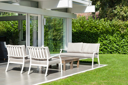 Aluminium Outdoor Sofa